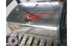 Бак топливный 400 литров алюминиевый F для самосвалов фото Братск