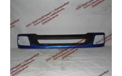 Бампер FN3 синий самосвал для самосвалов фото Братск