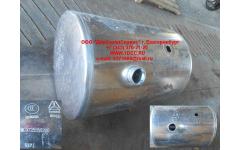 Бак топливный 380литров круглый H2/H3 фото Братск