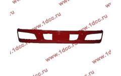 Бампер F красный пластиковый для самосвалов фото Братск