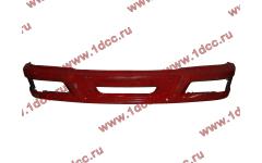 Бампер FN2 красный самосвал для самосвалов фото Братск