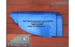 Обтекатель кабины левый HANIA синий фото Братск